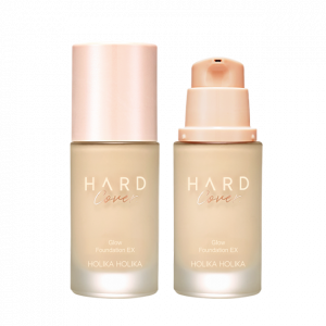 HOLIKA HOLIKA Hard Cover Glow Foundation EX SPF50+ PA++++ 30ml