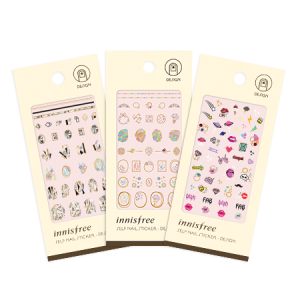 Innisfree Self Nail Sticker [Design  #20~#24]] 1 ea