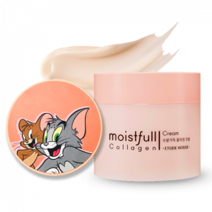 Etude House [2020 Lucky Together Collection_Tom And Jerry] Moistfull Collagen Cream 130ml