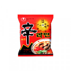 NongShim Shin Noodle 120g