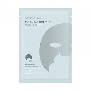 Nature Republic Morning Routine Mask Sheet 20g