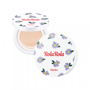 APIEU [APIEU X Rola Rola Edition] Cover Pang Long Wear Cushion SPF50+ PA+++ 15g