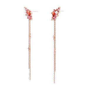 Noonoo fingers Plum Blossom Ear Rings E02