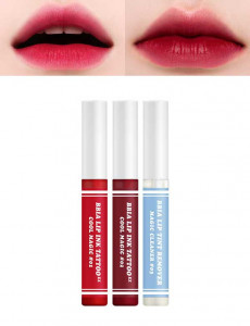 BBIA Lip Ink Tattoo EX Cool Magic 3 Color 4.5g