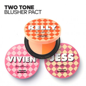 Bare-blanc Two Tone Blusher Pact 7.8g