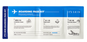 It's Skin Boarding Pass Kit (Moisture Recharge) 1ea