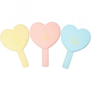 STYLENANDA LOVE 3CE Heart Hand Mirror