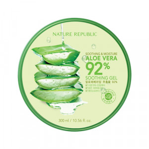 Nature Republic Soothing and Moisture Aloe Vera 92% Soothing Gel 300ml