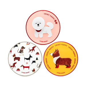 Etude House Lucky Puppy Cushion Case 1ea