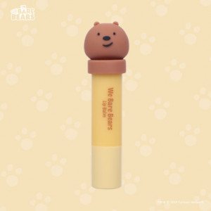 SPAO Beauty [We Bare Bears] Figure Lip Balm 3.5g