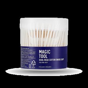 HolikaHolika Magic Tool Dual Head Cotton Swabs 200p