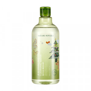 NATURE REPUBLIC Green Holiday Jeju Sparkling Cleansing Water Special Set 510ml