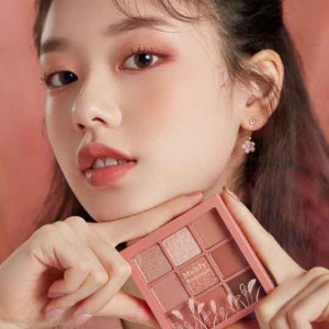 Etude House 2020 F/W Muhly Romance Play Color Eyes 0.7g*9