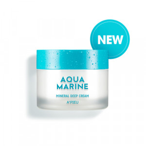 APIEU Aqua Marine Mineral Deep Cream  50ml