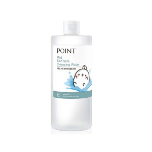 Point X Molang Mild Skin Safe Cleansing Water 500ml