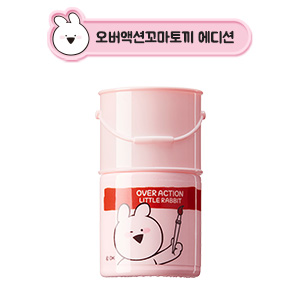 The Saem [Over Action Little Rabbit Edition] Lip Paint 6.5ml