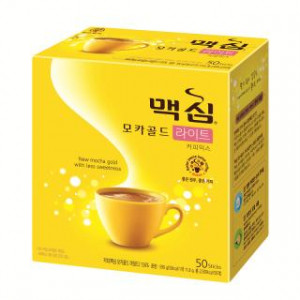 [Coffee Mix] Dongseo Maxim Mocha Gold Light Mix 11.8g x 50T