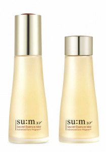 [E] SUM37 Secret Essence Mist 60ml+60ml(Refill)