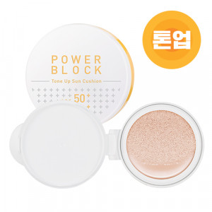 APIEU Power Block Tone Up Sun Cushion SPF50+ PA++++ Refill 14g