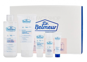 THE FACE SHOP Dr. Belmeur Daily Repair With Two Basic Sets 1ea