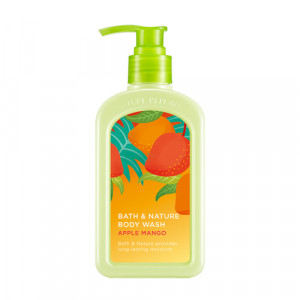 Nature Republic Bath & Nature Apple Mango Body Wash 250ml [Online]