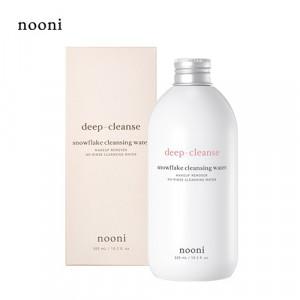MEMEBOX NOONI Deep Cleanse Snowflake Cleansing Water 305ml
