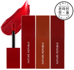 Nature Republic By Flower Velvet Dewy Tint 4g