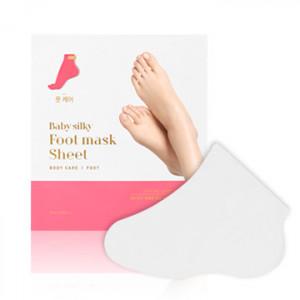 HolikaHolika Baby Silky Foot Mask Sheet 1ea