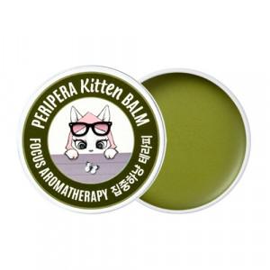 Peripera Kitten Balm Focus Aromatherapy 15g