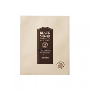 Skinfood Black Sugar Perfect Mask Sheet The Essential