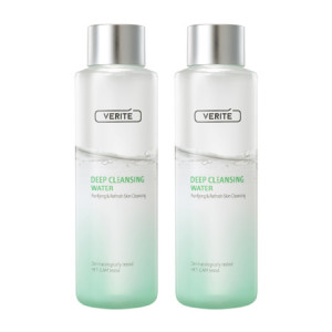 VERITE Deep Cleansing Water Duo Set 320ml*2EA