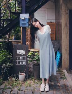 [R] Milkcocoa summer.daily slip dress 1pcs