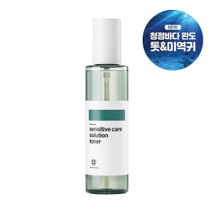 Bellamonster Sensitive Care Solution Toner #Seaweed 200ml