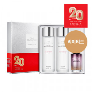 Missha [Limited] Time Revolution 20th Anniversary Steady Seller Set