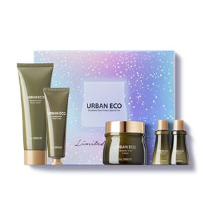 The Saem [2019 LTD] Urban Eco Harakeke Root Cream Special Set