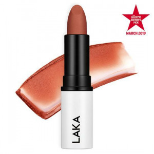 LAKA Smooth Matte Lipstick 3.5g