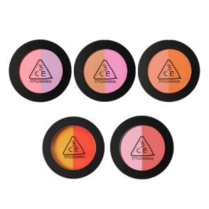 STYLENANDA 3CE Duo Color Face Blush