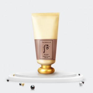 The history of Whoo Gongjinhyang Royal Hand Cream SPF10 85ml