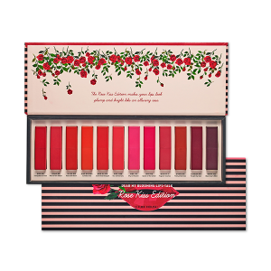 Etude House Dear My Blooming Lips-Talk Rose Kiss Edition  1.4 g x 12