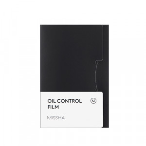 Missha Oil Control Film Blue 50sheets