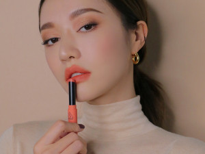STYLENANDA 3CE Slim Velvet Lip Color #Mellow Peach 3.2g