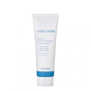 TONYMOLY Three Herb Blemish AC Foam Cleanser 150ml