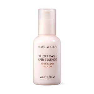 Innisfree My StyLing Recipe Velvet Base Hair Essence 70ml