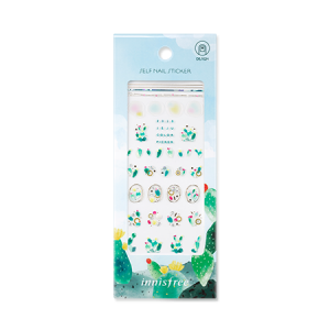 Innisfree Self Nail Sticker [2018 Jeju Color Picker LTD] 1 ea