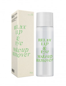 BBIA Relax Lip & Eye Makeup Remover 100ml