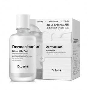 DR.JART Dermaclear Micro Milk Peel 100ml (+ pad 40p)