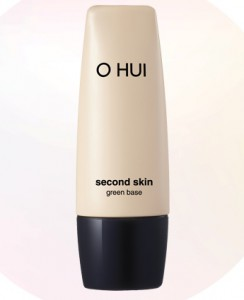 OHUI Second Skin Green Base  40ml (SPF20/PA++)