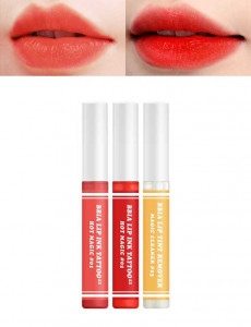 BBIA Lip Ink Tattoo EX Hot Magic 3 Color 4.5g