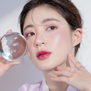 Rom&nd Clear Cover Cushion SPF50+ PA+++ [Hanbok Project] 14g