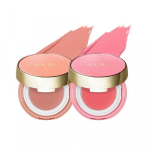 Age20's Signature Essence Cover Blusher Pact 7g